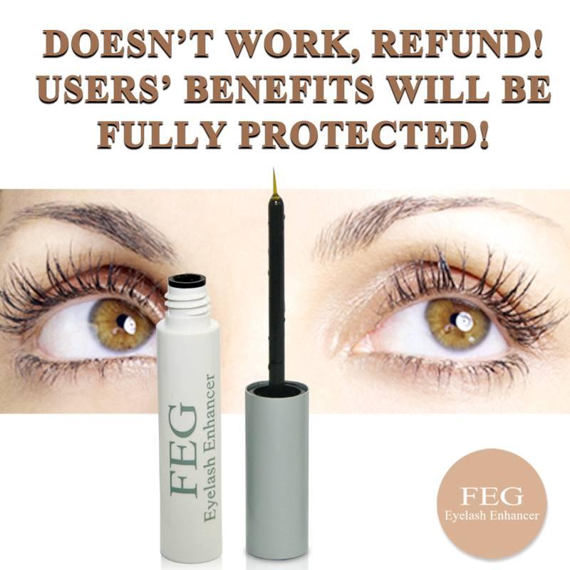eyelash growth liquid/eyelsh tonic