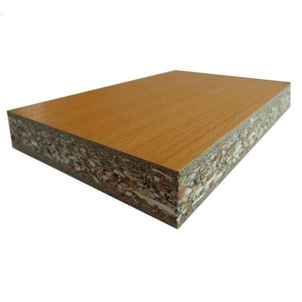 15252440mm melamine faced chipboard/flakeboard factory