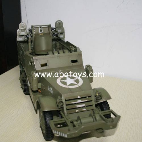 1:16 5Ch M16 R/C Multiple Gun Motor Carriage,RTR