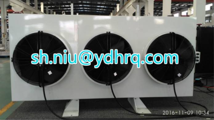 Water cooler for wind power generator heat exchanger, wind turbine systems cooler