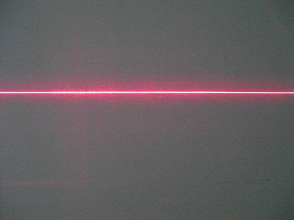200mW 10meter red line laser diode module for cutting position
