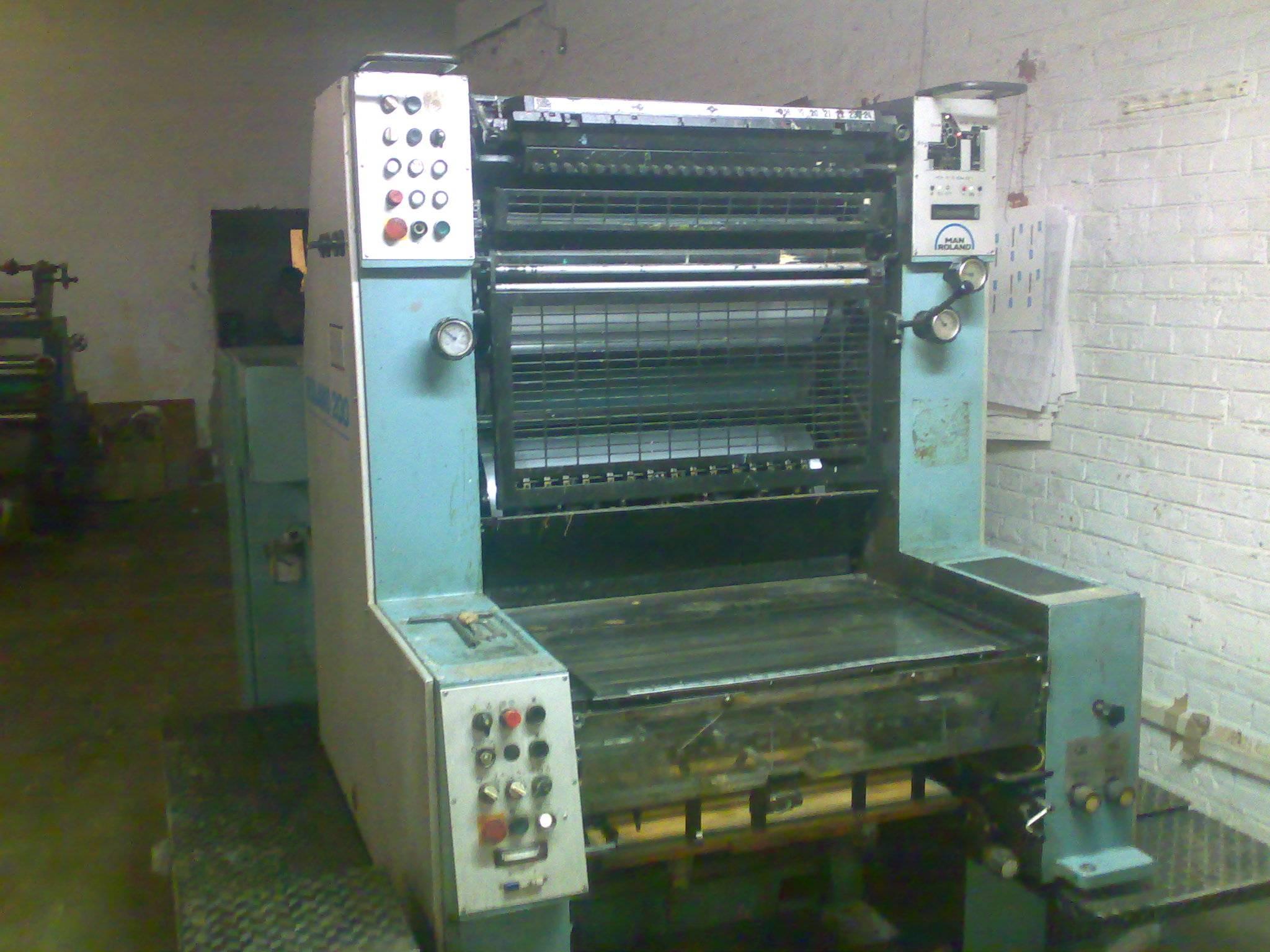 Used Komori L426 , L 640 , L 440 Sheet fed offset printing machine