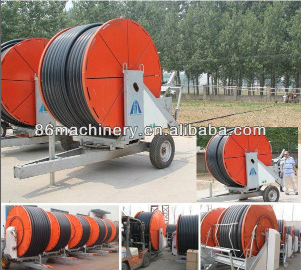 Travelling Farming Hose Reel Irrigation Equipment for Sale