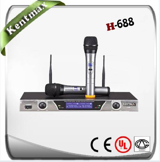 Sell H-688 wireless microphone