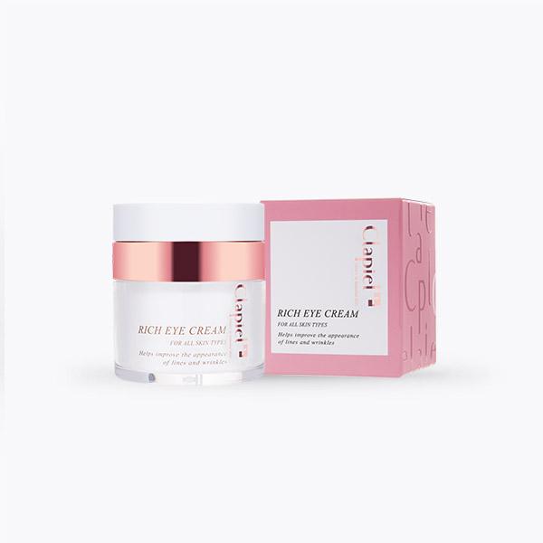 eye cream, skin care, peptide, Clapiel