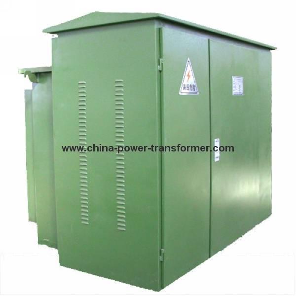 Compact Substation(Pad Mounted Transformer)