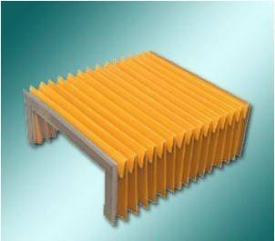 flexible bellow covers for cnc machine