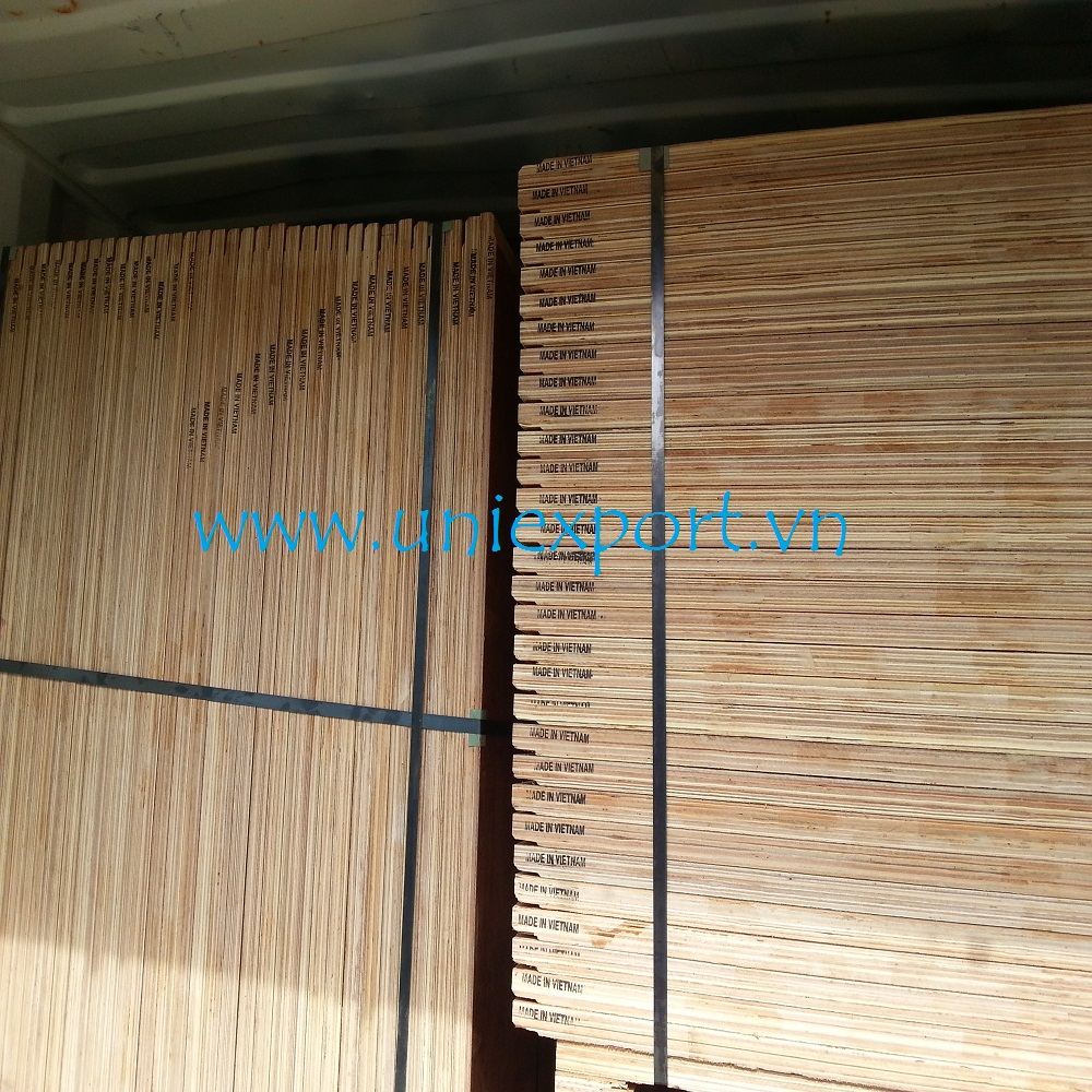 Competitive price container flooring plywood