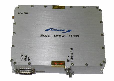 Microwave HPA (High Power Amplifier)