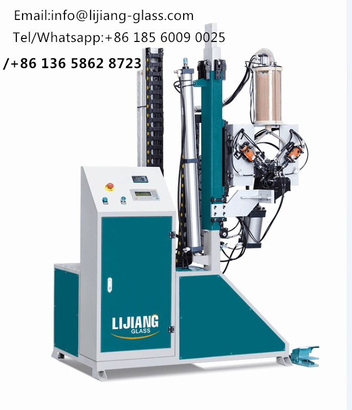 Automatic desiccant filling machines of insulating glass machines