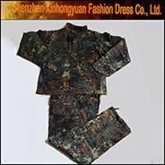 Germany digital military uniform in forest army uniform bdu