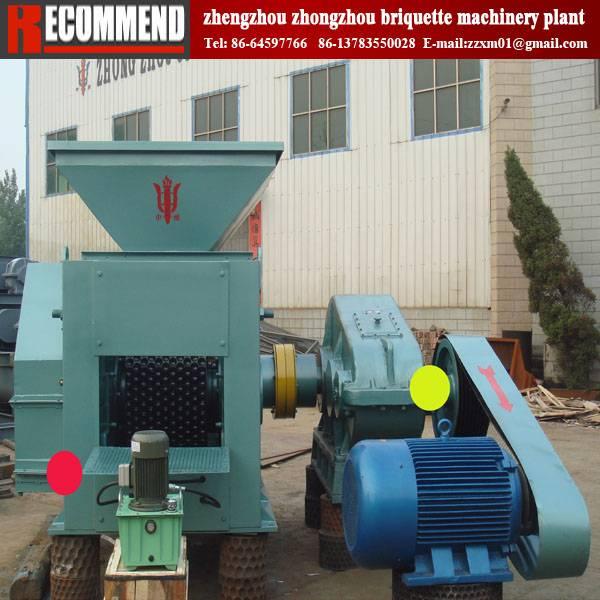 Best performance popular in overseas market briquetting machine