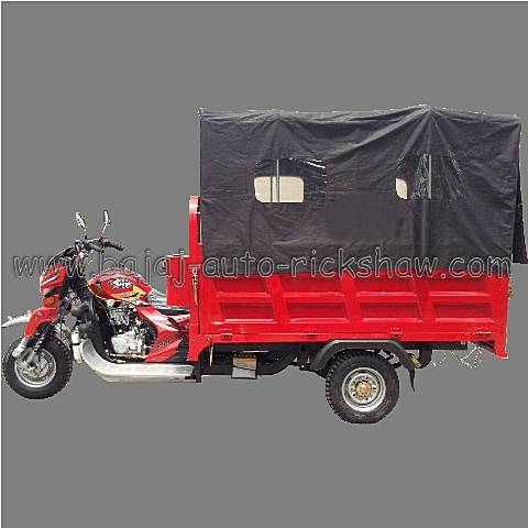 Bajaj Auto Rickshaw water-cooled heavy load cargo truck motor three-wheeler BA250ZH-B