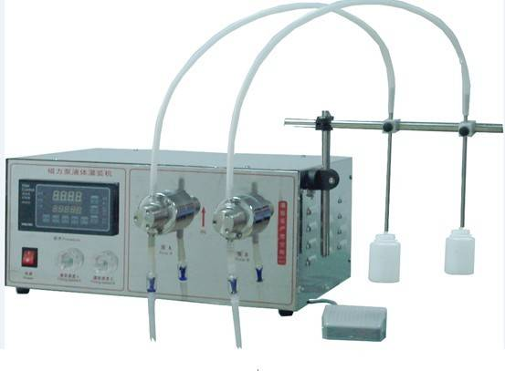 Semi-auto Magnetic Pump Filling Machine for Liquid FM-SII