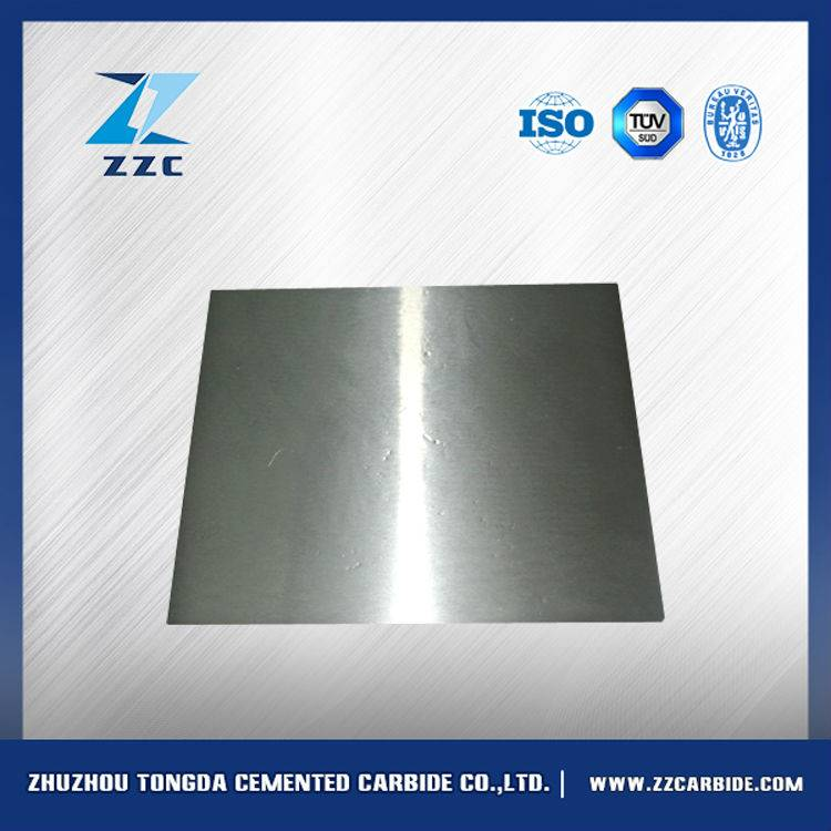 high quality cemented carbide plates