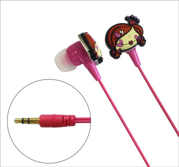 Classic and beautiful design mp3 earpiece
