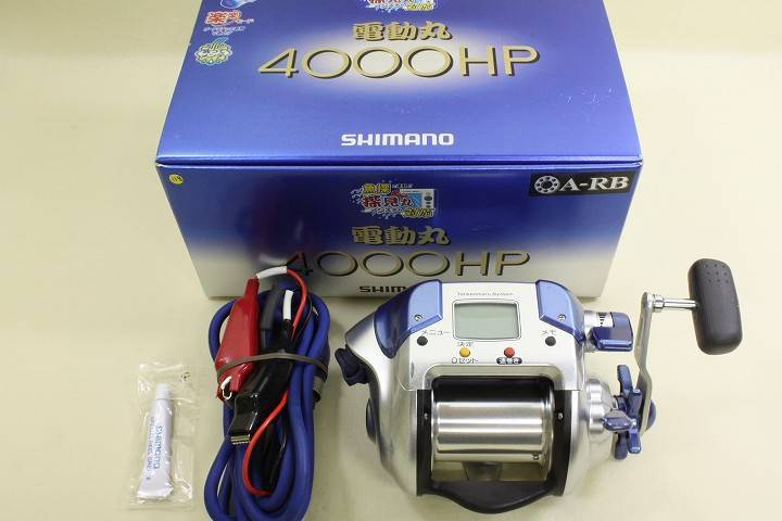 Shimano Dendou-Maru 4000-HP-A Big Game Electric Reel