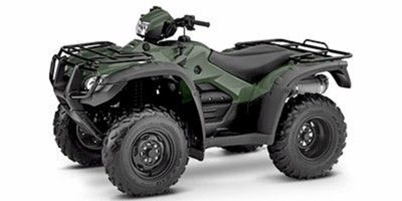 2012 Honda FourTrax Foreman Rubicon With Power Steering