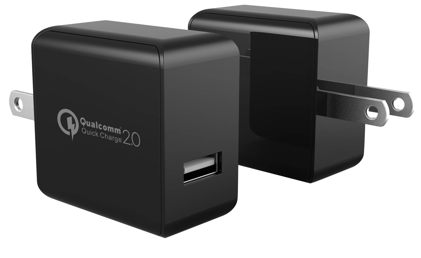 US/EU Quick Charge 2.0 2.4A Single USB Wall Fast Charger Adapter Quick Charge QC2.0 Travel Charger f