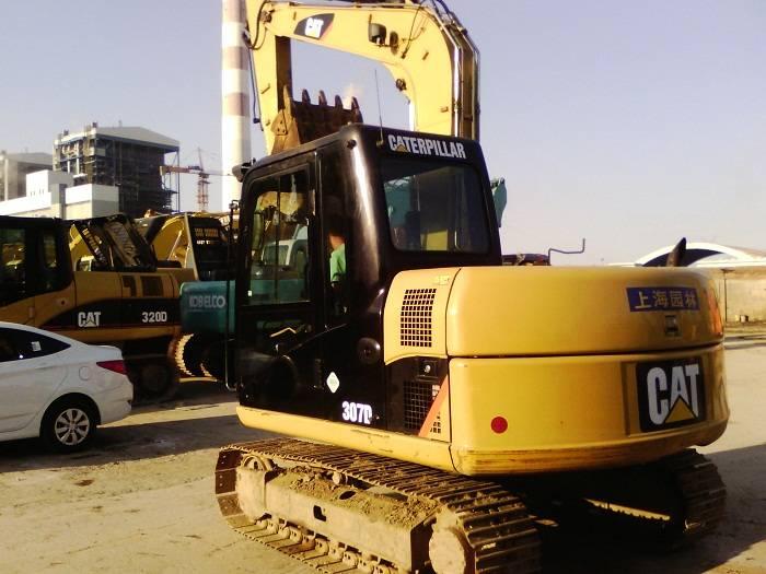 Used Mini Excavator CAT 307D