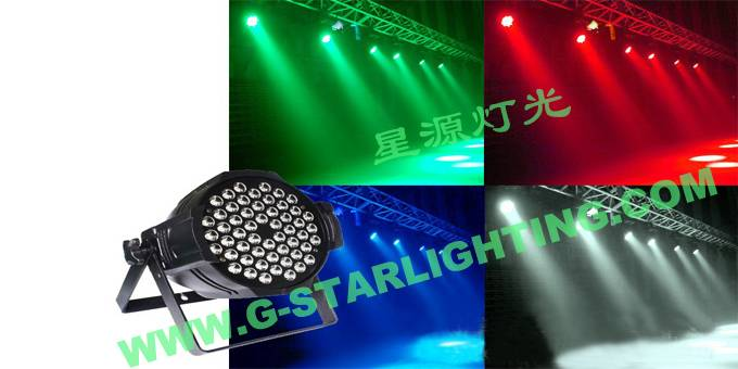 54×3w(3in1) led par can