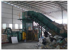 Waste Paper Baler EPM-150