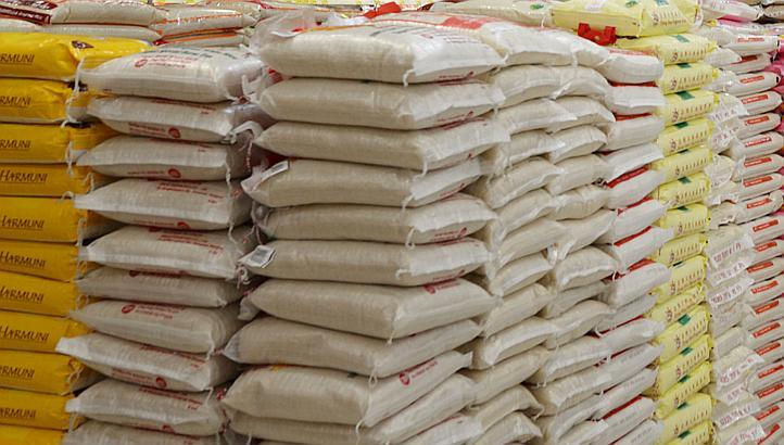 rice, Sugar, Wheat Flour, Powder Milk, tomato paste