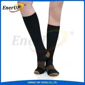 Knee high Copper compression socks