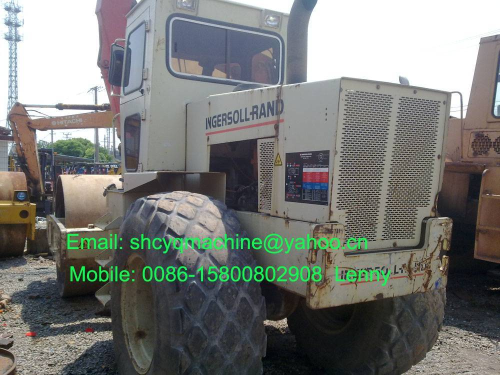 ingersoll-rand roller SD100 for sale, very good