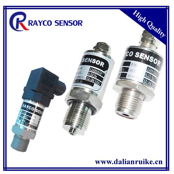 Smart anti-interference OEM 4-20ma stainless steel low cost pressure transmitter