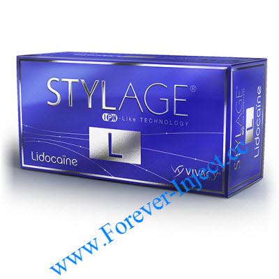 Stylage - L , VIVACY , IPN-LIKE , Cross-linked Hyaluronic Acid