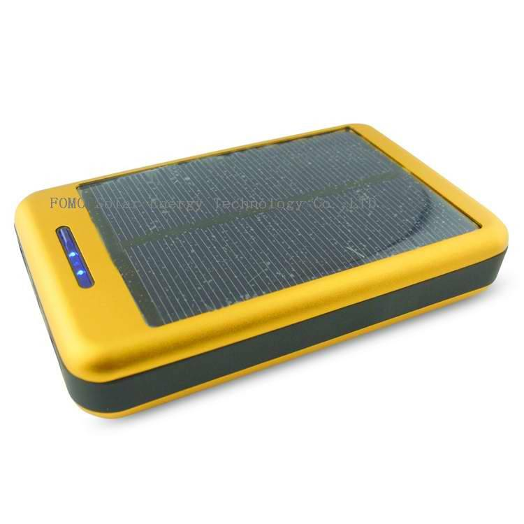 Portable solar energy charger P10000