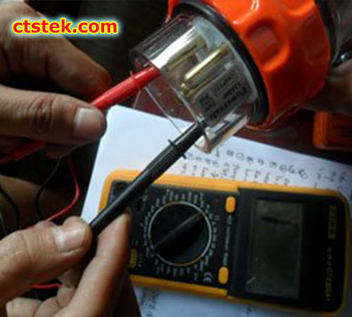 Electromagnetic furnace Quality inspection