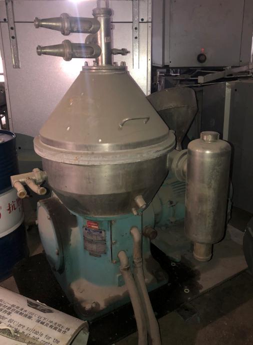used centrifuge CHPX407SGP-35CEFGR-50