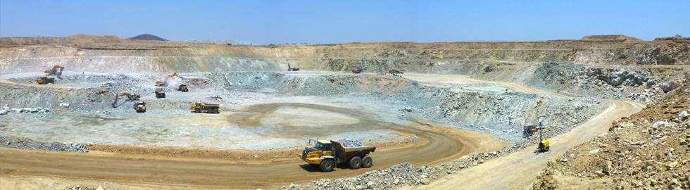 we need for mining projects