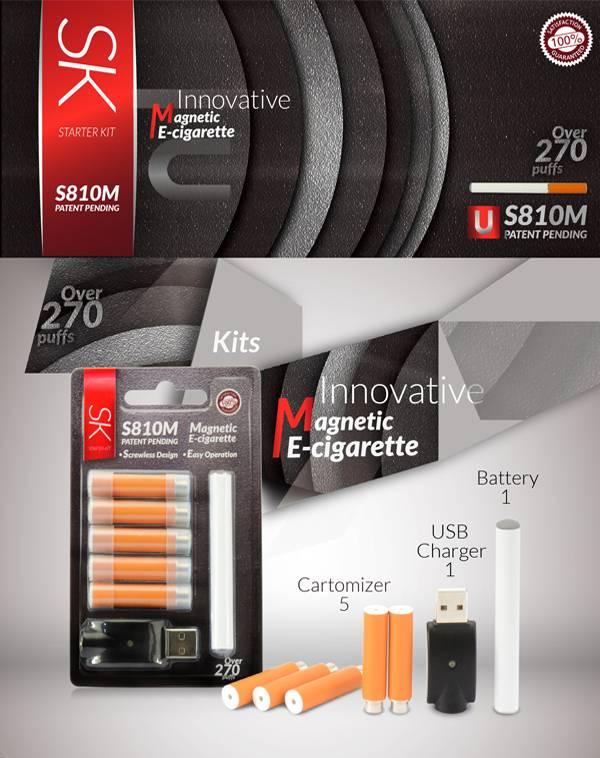 Stareter Kit S810M E-cigarette