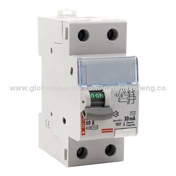 SDX-LE Series Residual Current Circuit Breaker