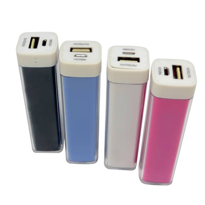 2013 Best Universal Mobile Phone Charger with 2,800mAh Capacity