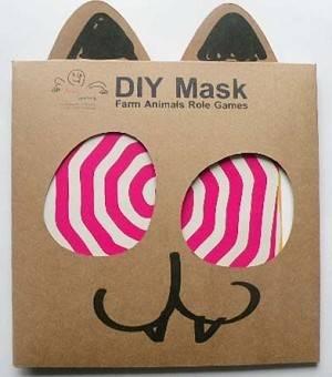 Animal Design DIY Mask