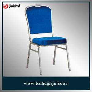 2014 Fashion Design Steel Stacking Dining Chair