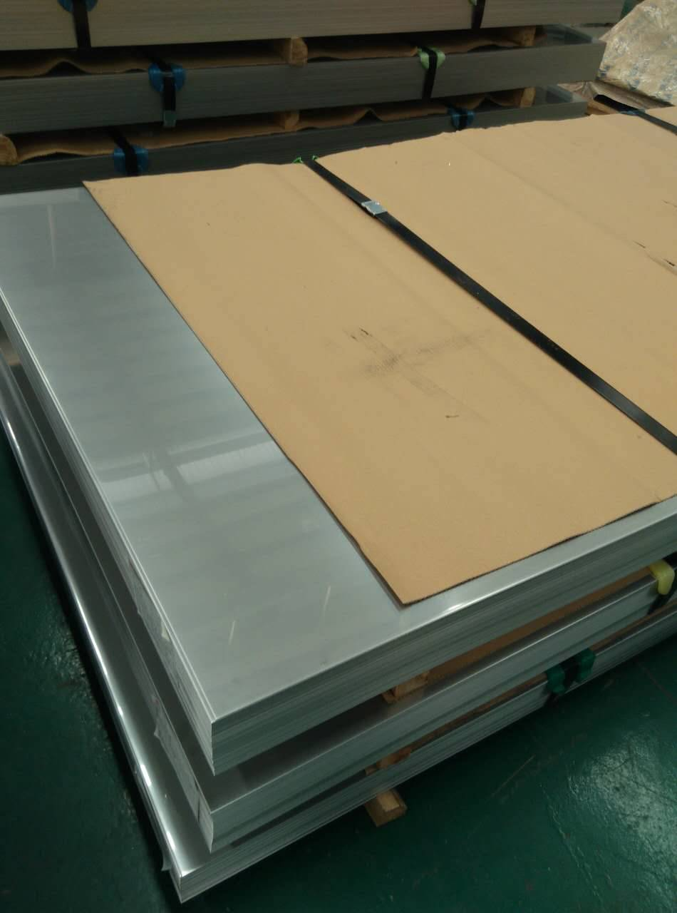 304 201 2b No.4 No.8 stainless steel sheet for sale