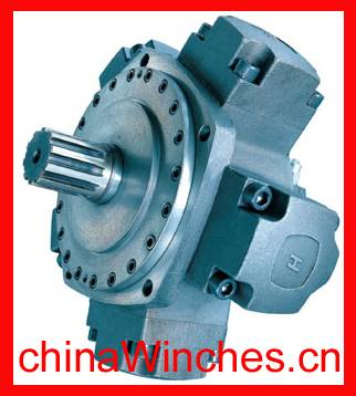 Low Speed High Torque Calzoni or Bignozzi Intermot NHM and IAM Hydraulic Motor