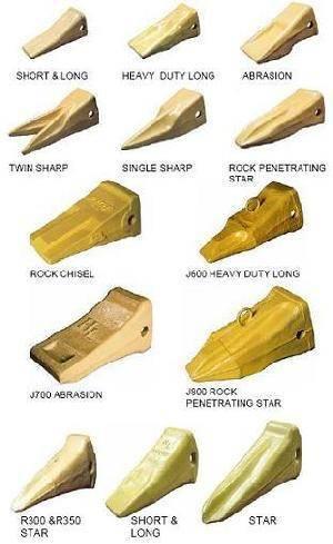bucket teeth 205-70-19570RC
