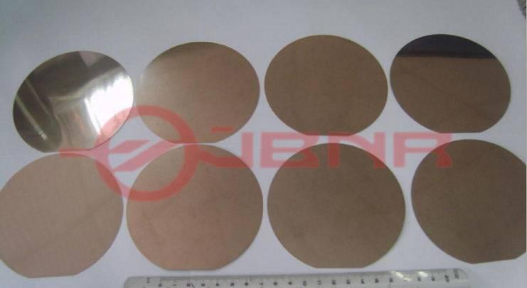 LED Lighting Industry Tungsten Copper Heat Sink