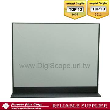 A4 sizes High-Gain writable Projector Screen / Projection Screen for Pico Projector