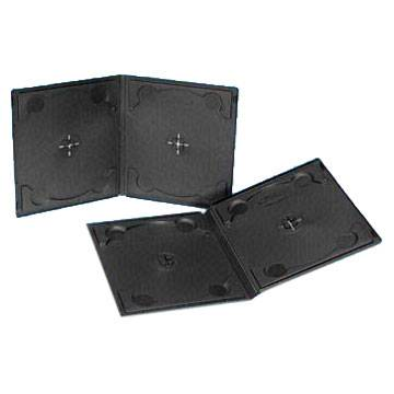 7MM SHORT BLACK DVD CASE
