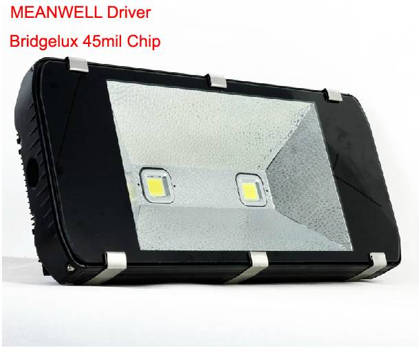 Meanwell driver 100W LED Flood Light,LED tunnel light