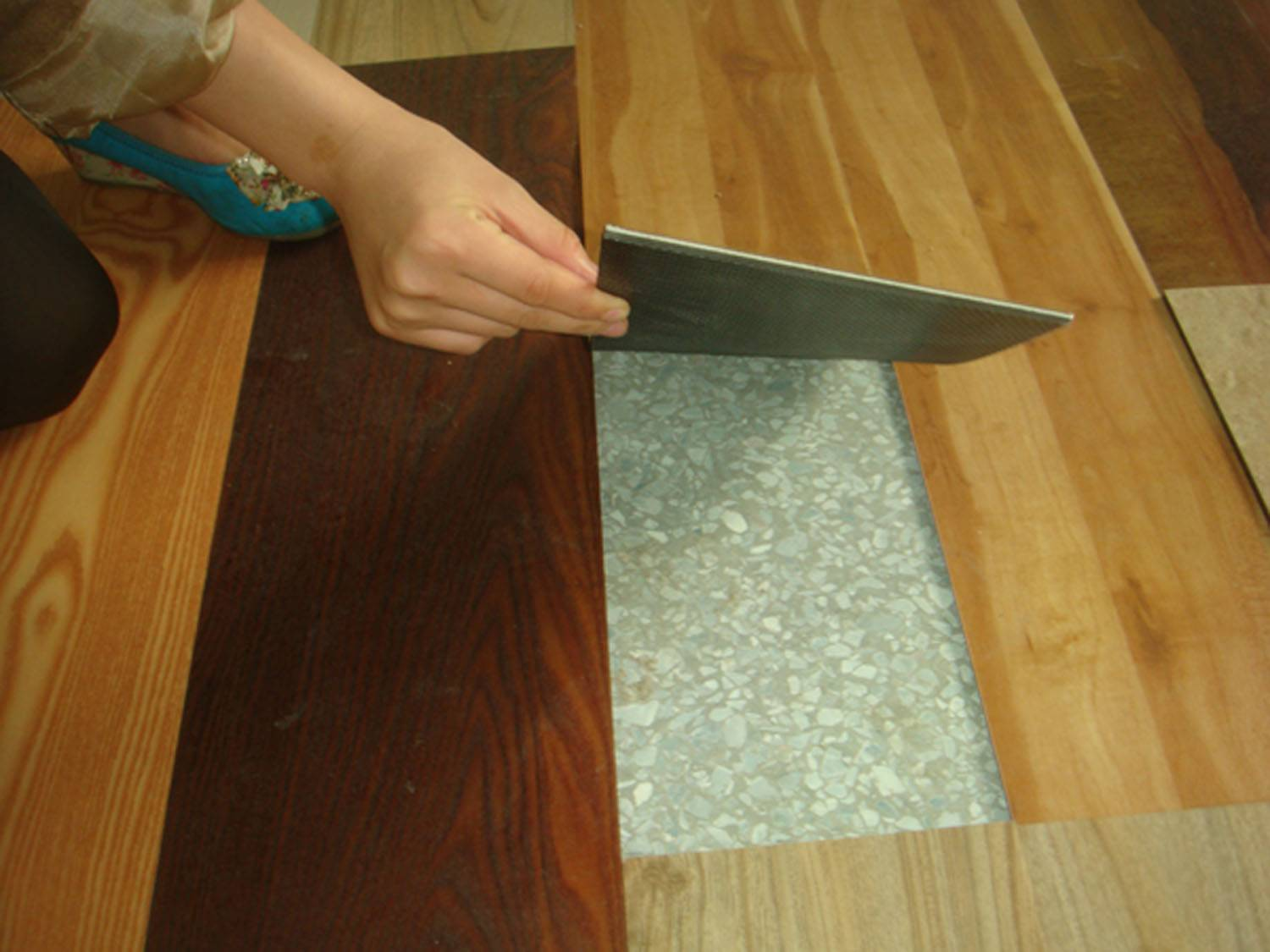 Sell sheet plastic pvc vinyl flooring