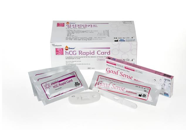 BioTracer_hCG Rapid Card