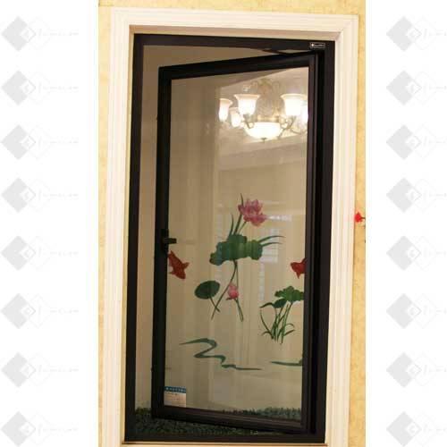 FM50 Series Aluminium casement window with insulating glass